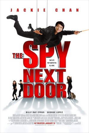 The Spy Next Door (2010) DVD Release Date