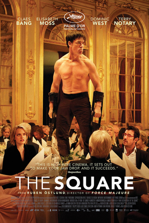 The Square (2017) DVD Release Date