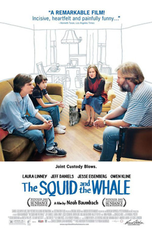 The Squid and the Whale (2005) DVD Release Date