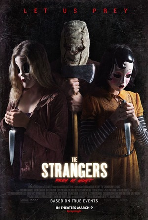 The Strangers: Prey at Night DVD Release Date June 12, 2018