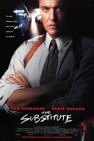 The Substitute (1996) DVD Release Date