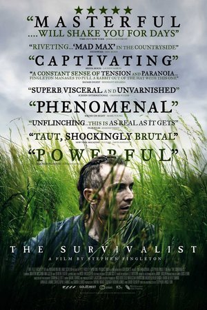 The Survivalist (2015) DVD Release Date