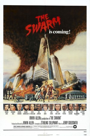 The Swarm (1978) DVD Release Date