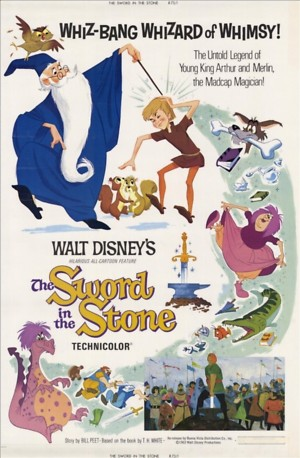 The Sword in the Stone (1963) DVD Release Date