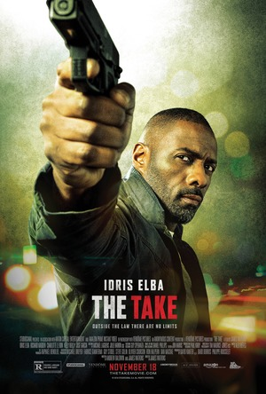 The Take (2016) DVD Release Date