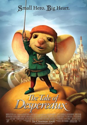 The Tale of Despereaux (2008) DVD Release Date