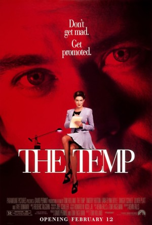 The Temp (1993) DVD Release Date