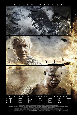 The Tempest (2010) DVD Release Date