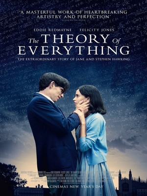 The Theory of Everything (2014) DVD Release Date