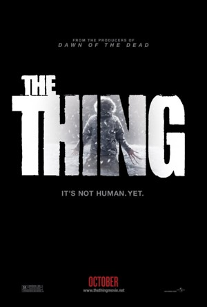 The Thing (2011) DVD Release Date