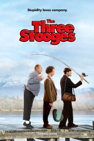 The Three Stooges (2012) DVD Release Date