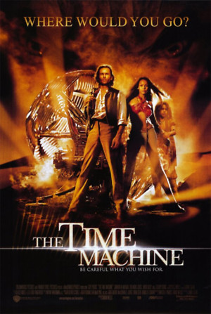 The Time Machine (2002) DVD Release Date