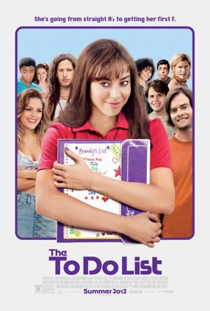 The To Do List (2013) DVD Release Date