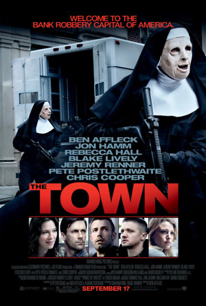The Town (2010) DVD Release Date