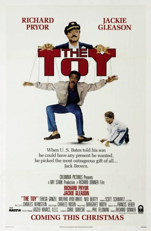 The Toy (1982) DVD Release Date