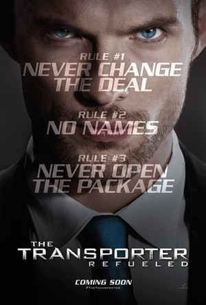 The Transporter Refueled (2015) DVD Release Date