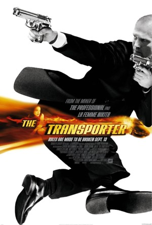The Transporter (2002) DVD Release Date