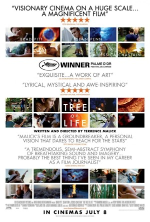 The Tree of Life (2011) DVD Release Date