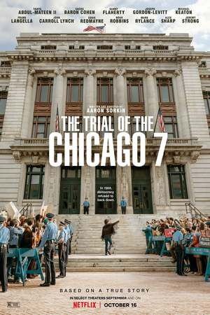 The Trial of the Chicago 7 (2020) DVD Release Date