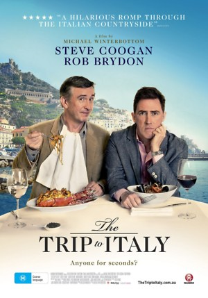The Trip to Italy (2014) DVD Release Date