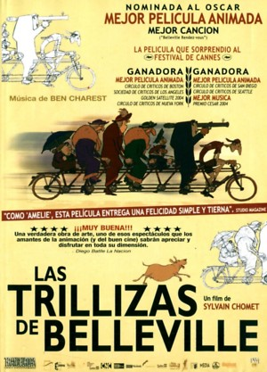 The Triplets of Belleville (2003) DVD Release Date