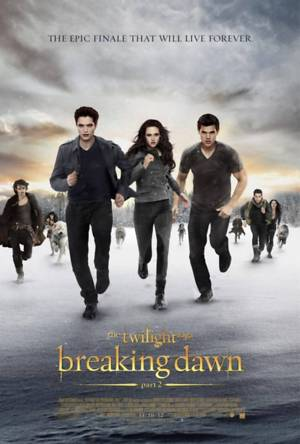 The Twilight Saga: Breaking Dawn Part 2 (2012) DVD Release Date