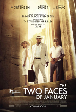 The Two Faces of January (2014) DVD Release Date