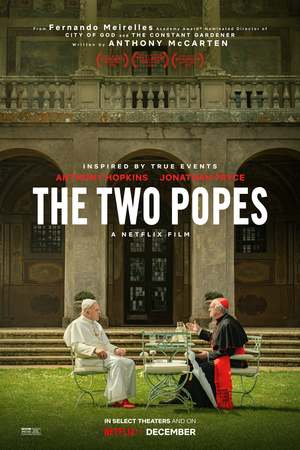 The Two Popes (2019) DVD Release Date