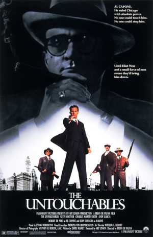The Untouchables (1987) DVD Release Date