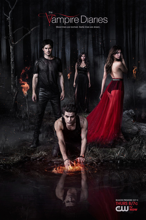 The Vampire Diaries (TV Series 2009-) DVD Release Date