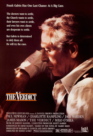 The Verdict (1982) DVD Release Date