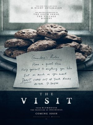 The Visit (2015) DVD Release Date