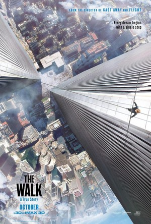 The Walk (2015) DVD Release Date