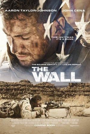 The Wall (2017) DVD Release Date