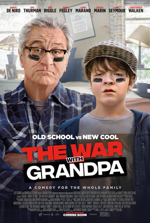 The War with Grandpa (2020) DVD Release Date