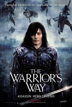 The Warrior's Way (2010) DVD Release Date