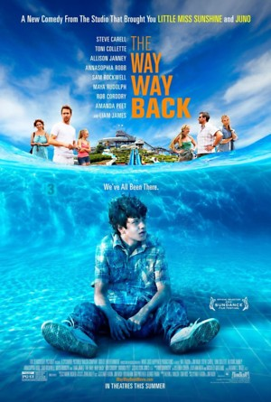 The Way, Way Back (2013) DVD Release Date