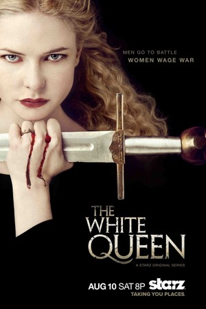 The White Queen (TV Series 2013- ) DVD Release Date