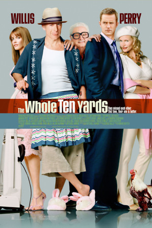 The Whole Ten Yards (2004) DVD Release Date