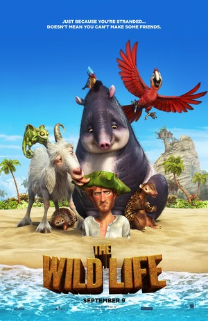 The Wild Life (2016) DVD Release Date