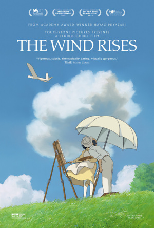 The Wind Rises (2013) DVD Release Date
