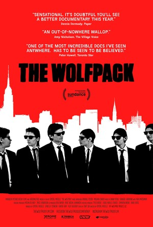 The Wolfpack (2015) DVD Release Date