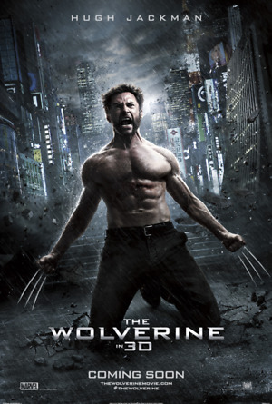 The Wolverine (2013) DVD Release Date
