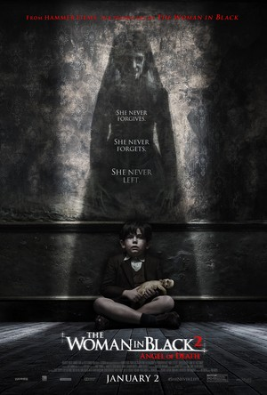 The Woman in Black 2: Angel of Death (2015) DVD Release Date