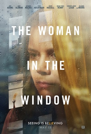 The Woman in the Window (2021) DVD Release Date
