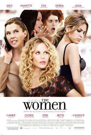 The Women (2008) DVD Release Date