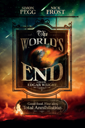 The World's End (2013) DVD Release Date