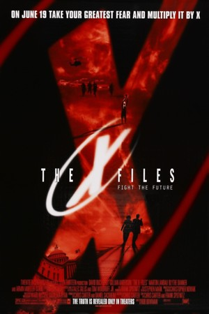 The X Files (1998) DVD Release Date