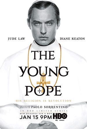 The Young Pope (TV Series 2016- ) DVD Release Date