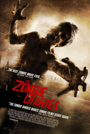 The Zombie Diaries (2006) DVD Release Date